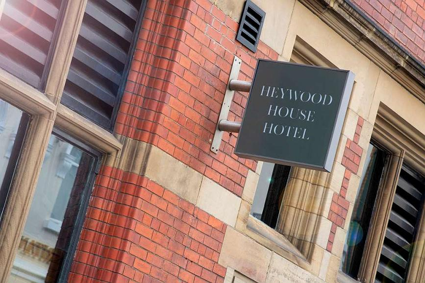 Heywood House Hotel, BW Signature Collection - Aussenansicht