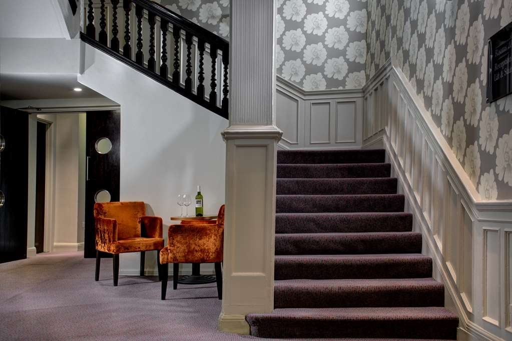 Heywood House Hotel, BW Signature Collection - Vue du lobby