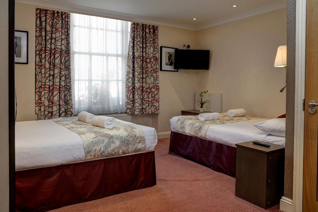 Best Western Buckingham Palace Rd - Chambres / Logements