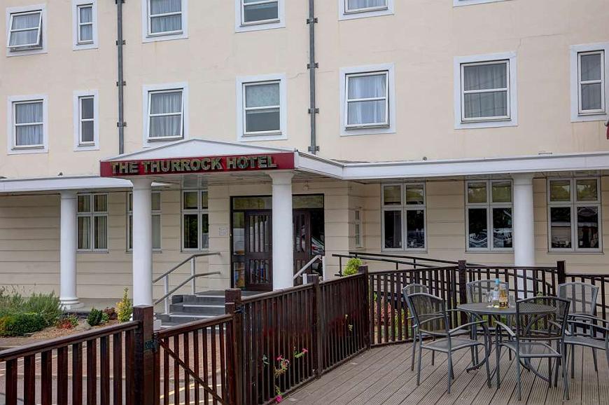 Best Western Thurrock Hotel - Hotel Entrance
