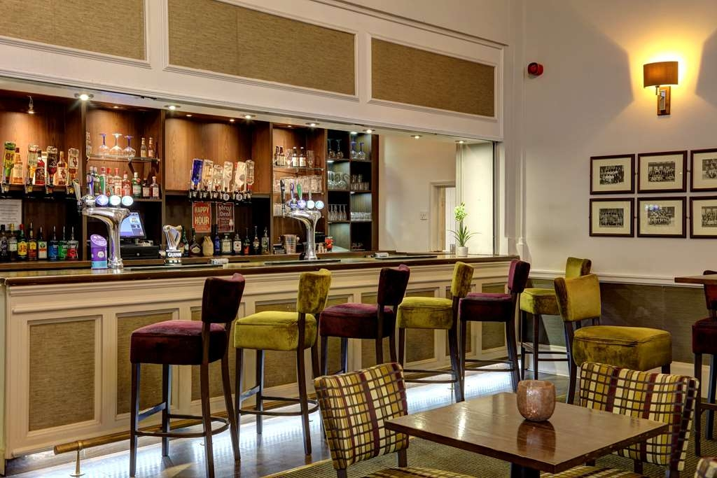 Best Western Thurrock Hotel - Bar / Lounge