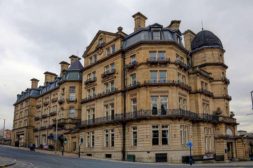 The Midland Hotel, Sure Hotel Collection by Best Western - Aussenansicht