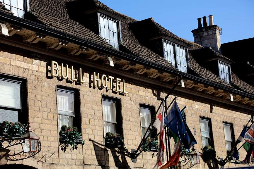 The Bull Hotel, Sure Hotel Collection by Best Western - Facciata dell'albergo