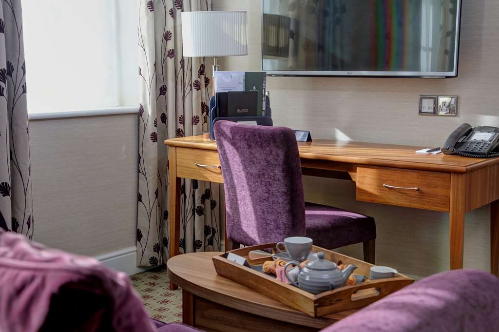 The Bull Hotel, Sure Hotel Collection by Best Western - Zimmer Annehmlichkeiten
