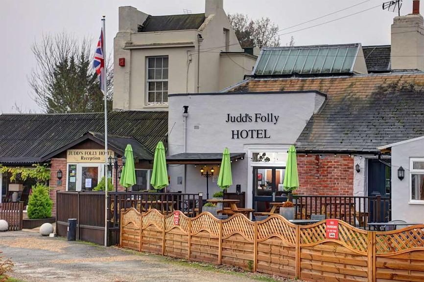 The Judds Folly Hotel, Sure Hotel Collection by Best Western - Area esterna