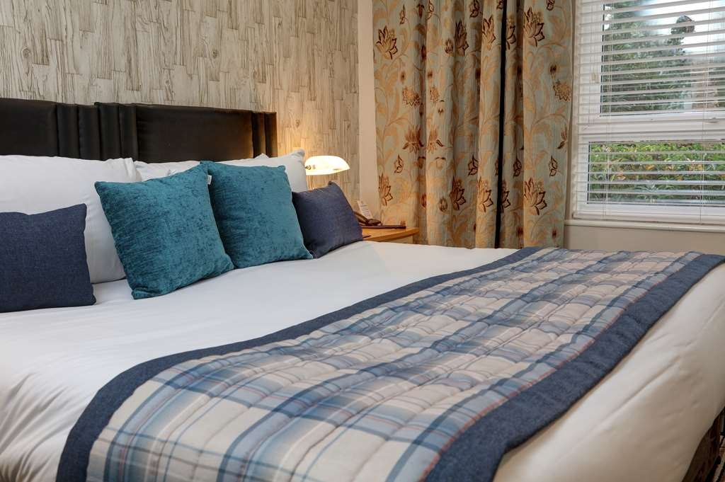 The Judds Folly Hotel, Sure Hotel Collection by Best Western - Guest Room with One Double Size Bed and a View
