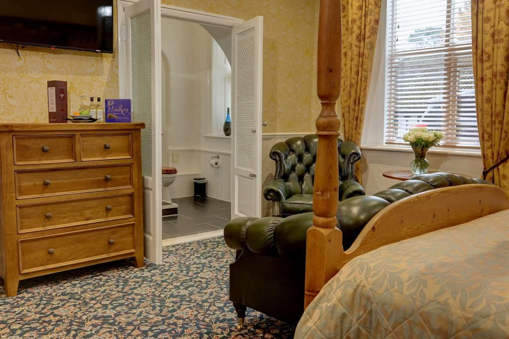 The Judds Folly Hotel, Sure Hotel Collection by Best Western - Deluxe Suite with One Double Bed and a Sitting Area