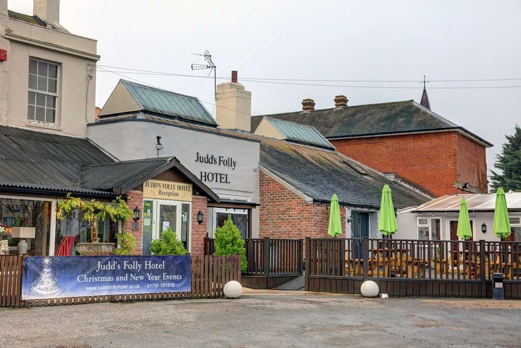 The Judds Folly Hotel, Sure Hotel Collection by Best Western - Façade