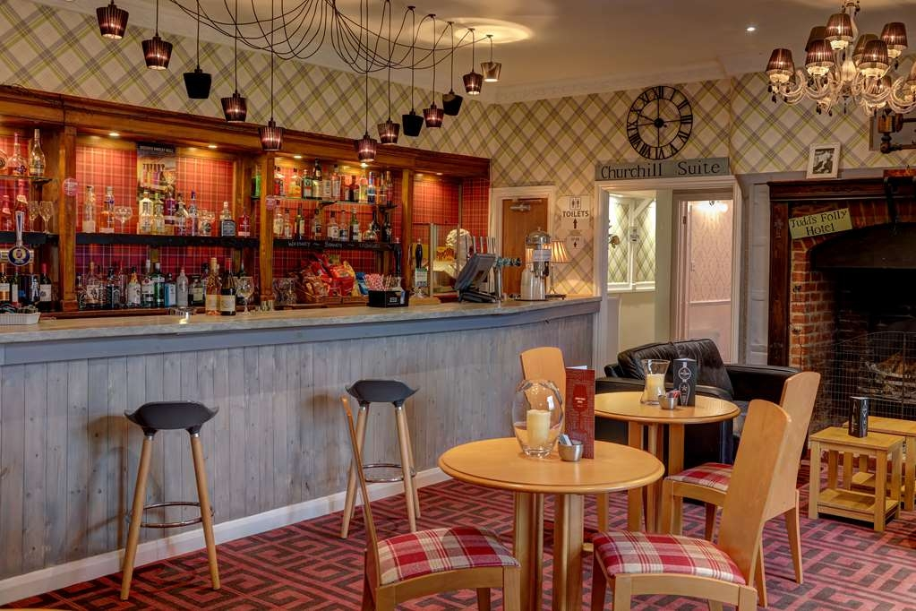 The Judds Folly Hotel, Sure Hotel Collection by Best Western - Bar/Lounge