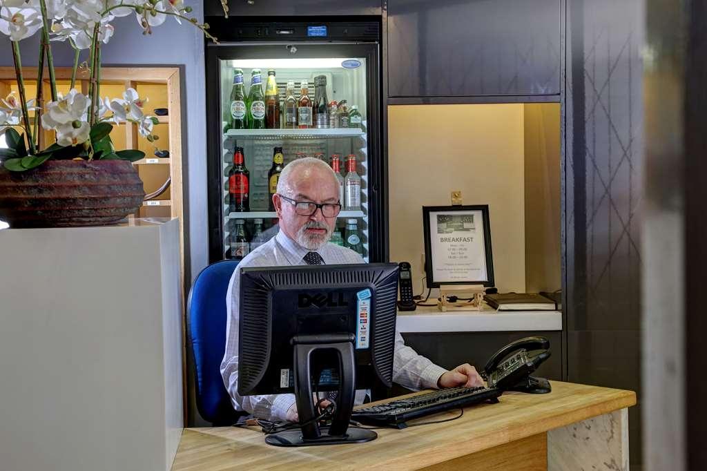 Sure Hotel by Best Western Newcastle - Lobbyansicht