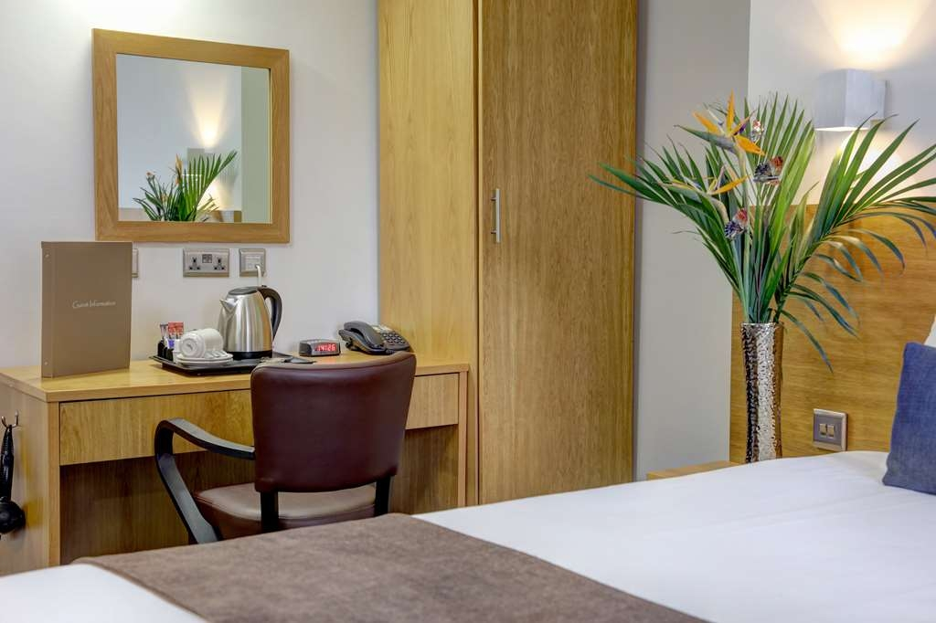 Sure Hotel by Best Western Newcastle - Chambre d'agrément