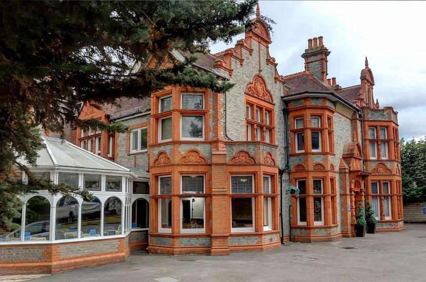 Sure Hotel by Best Western Reading - Area esterna