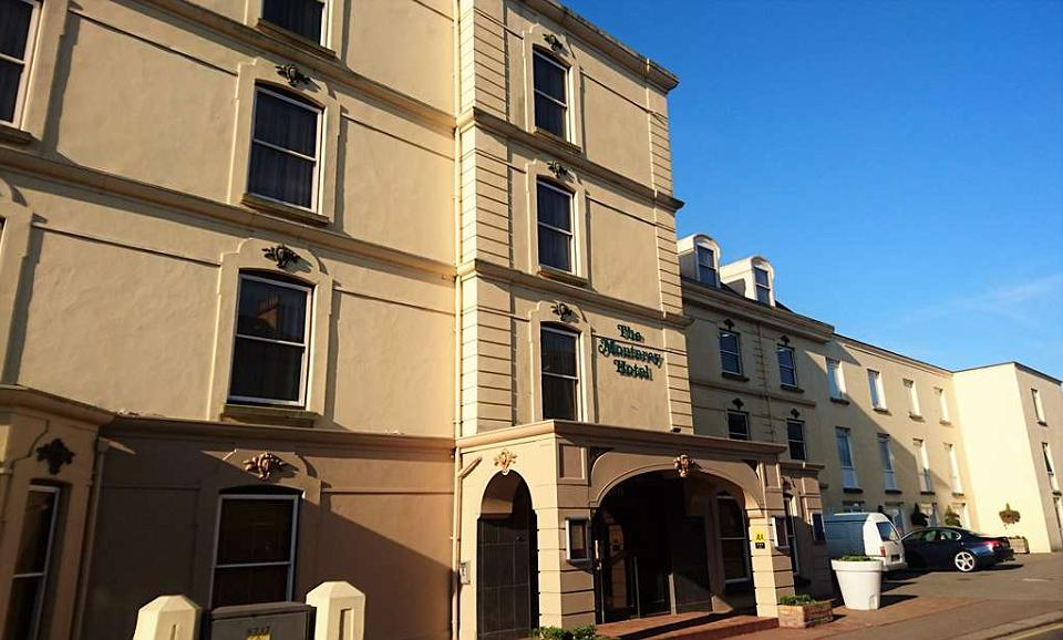 The Monterey Hotel, Sure Hotel Collection by Best Western - Vista exterior