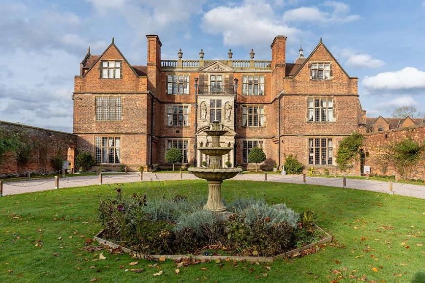 Castle Bromwich Hall, Sure Hotel Collection by Best Western - Area esterna