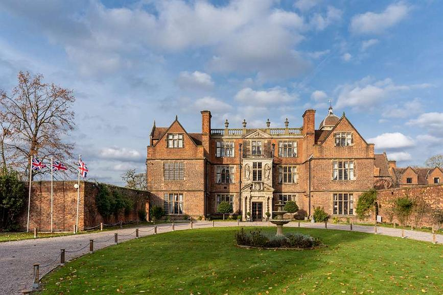 Castle Bromwich Hall, Sure Hotel Collection by Best Western - Vue extérieure