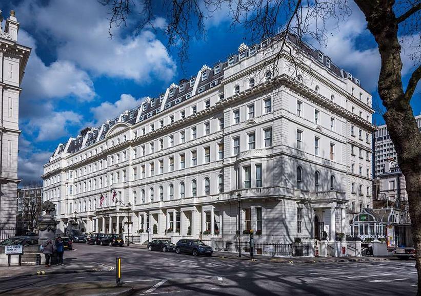 Corus Hyde Park Hotel, Sure Hotel Collection by Best Western - Vue extérieure