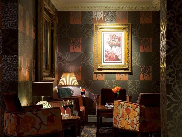 Warrington Fir Grove Hotel, Sure Hotel Collection by BW - Vista del vestíbulo