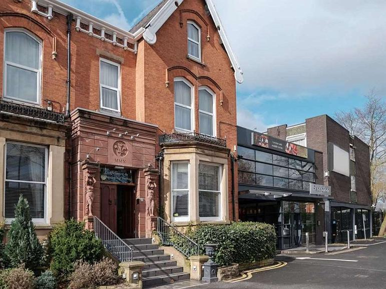 Manchester South Hotel, Sure Hotel Collection by BW - Area esterna
