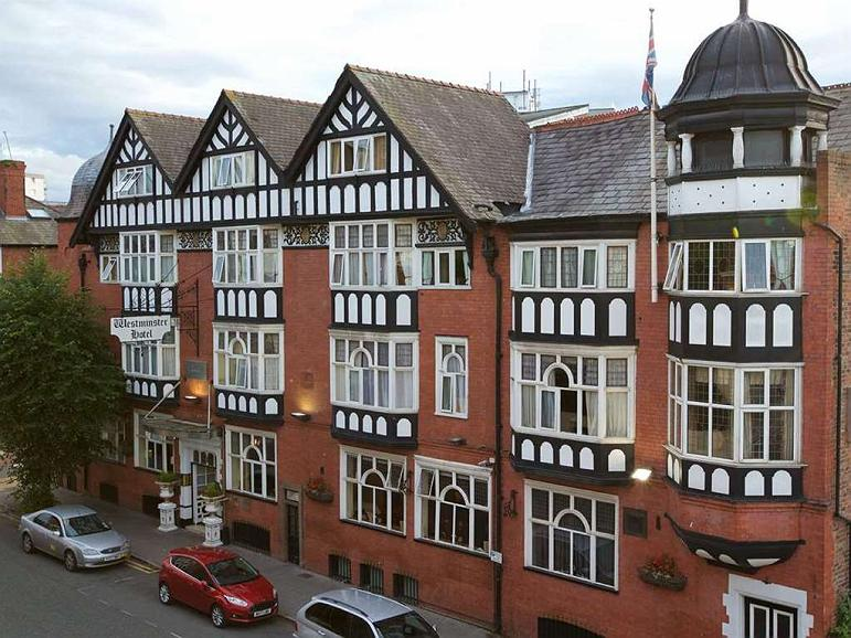 Chester Station Hotel, Sure Hotel Collection by BW - Vue extérieure