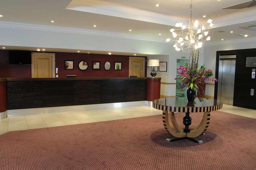 Birmingham Strathallan Hotel, BW Signature Collection - Vue extérieure