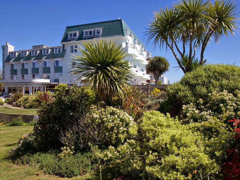Bournemouth East Cliff,Sure Hotel Collection by Best Western - Aussenansicht