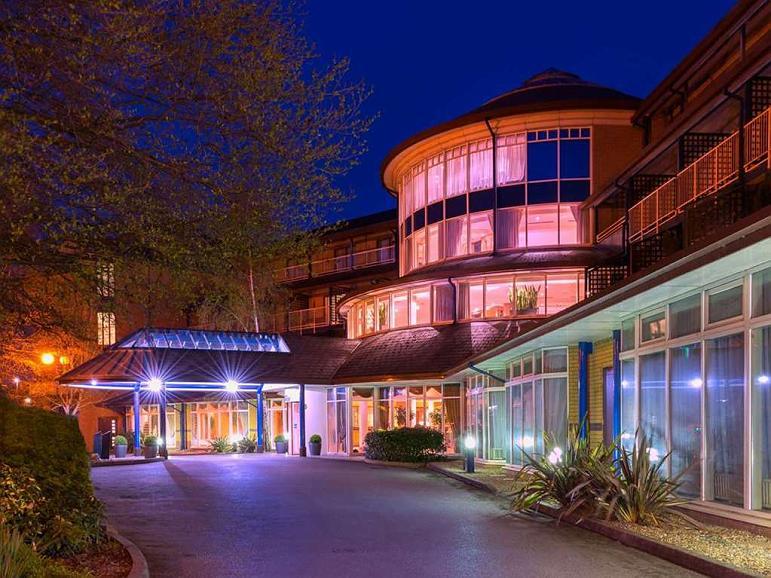 Derby Mickleover Hotel, BW Signature Collection - Vista exterior