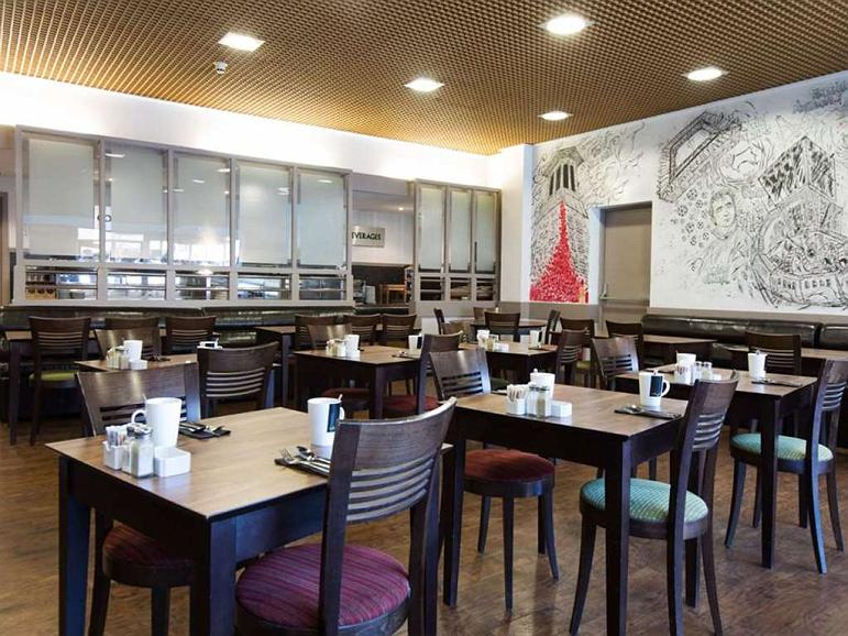 Derby Station Hotel, Sure Hotel Collection by Best Western - restaurant=funktion