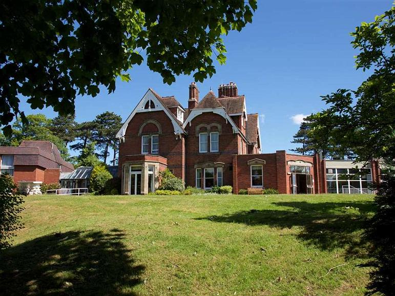 Stourport Manor Hotel, Sure Hotel Collection by Best Western - Aussenansicht