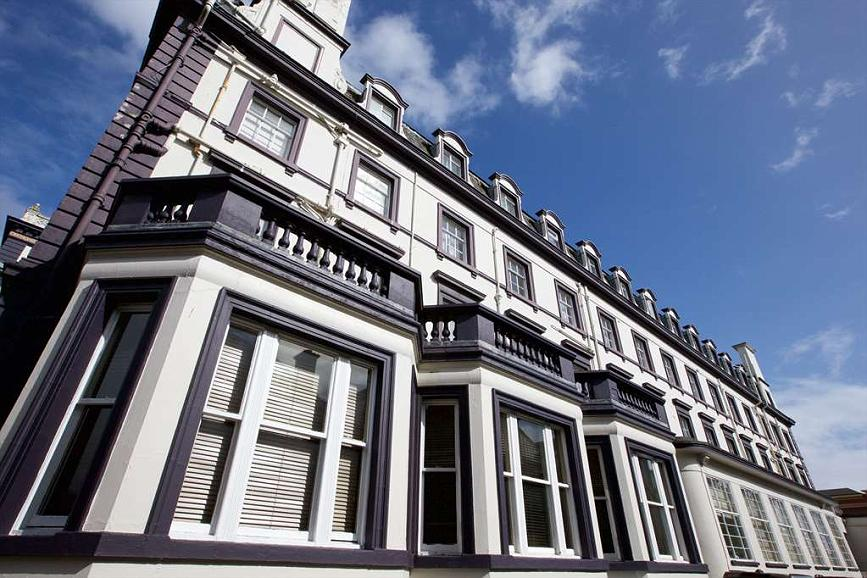 Carlisle Station Hotel, Sure Hotel Collection by BW - Carlisle grounds and hotel