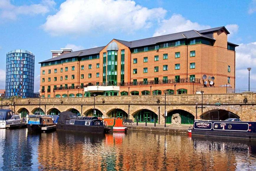 Best Western Plus The Quays Hotel Sheffield - Vista exterior