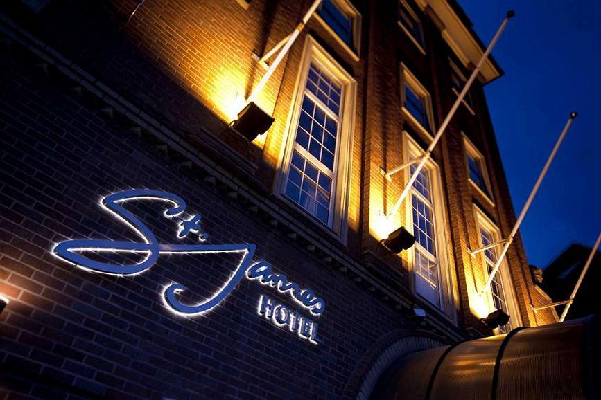 St James Hotel, BW Premier Collection - Area esterna