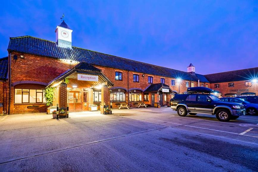 The Olde Barn, Sure Hotel Collection by Best Western - Vue extérieure