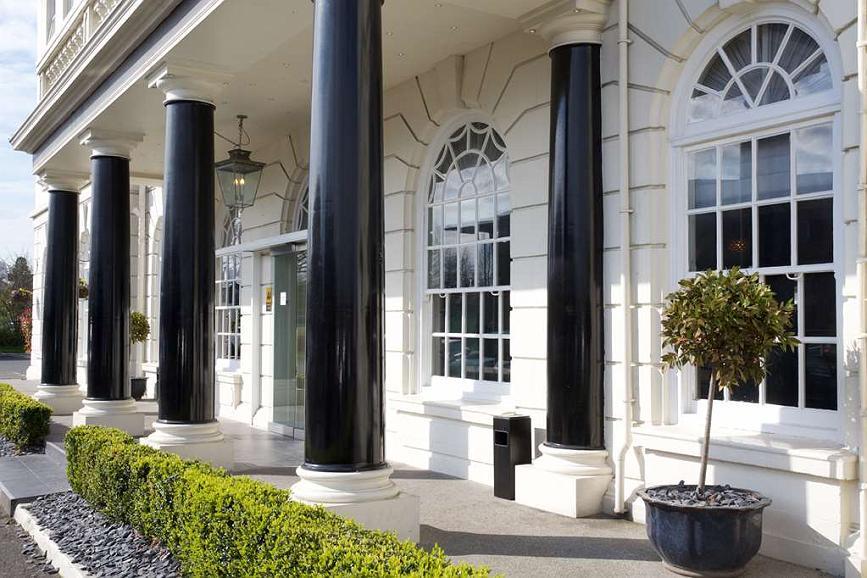 London Croydon Aerodrome Hotel, BW Signature Collection - Vista exterior