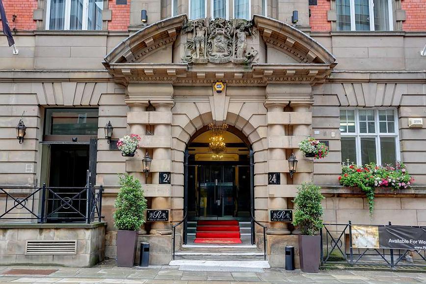 The Richmond Hotel, BW Signature Collection - Aussenansicht