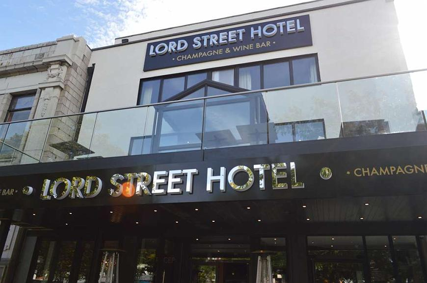 The Lord Street Hotel, BW Signature Collection - Area esterna