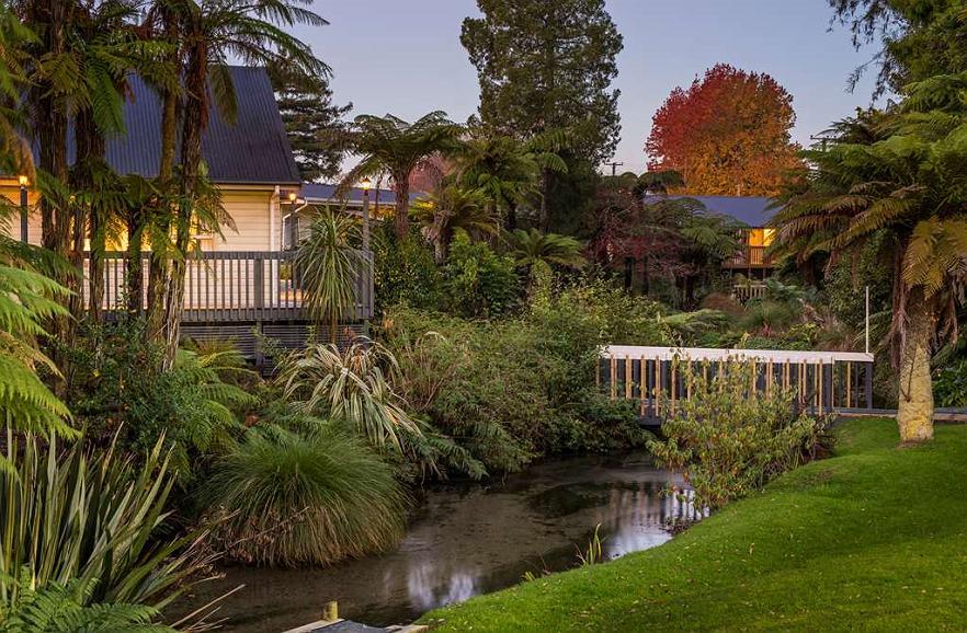 Best Western Braeside Rotorua - Aussenansicht