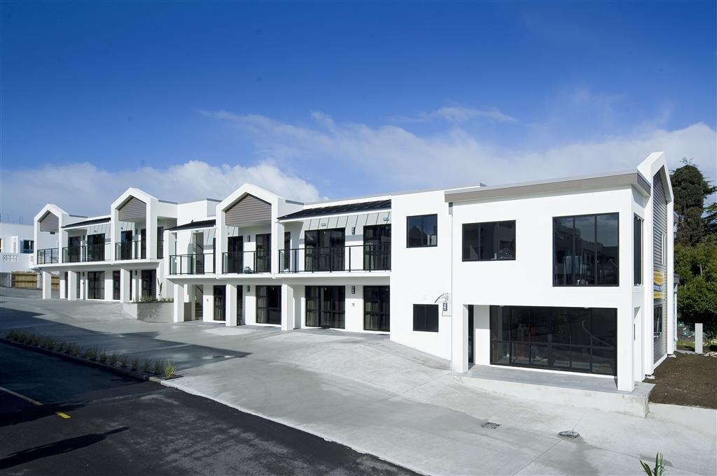 Ellerslie International, Signature Collection - Vista exterior