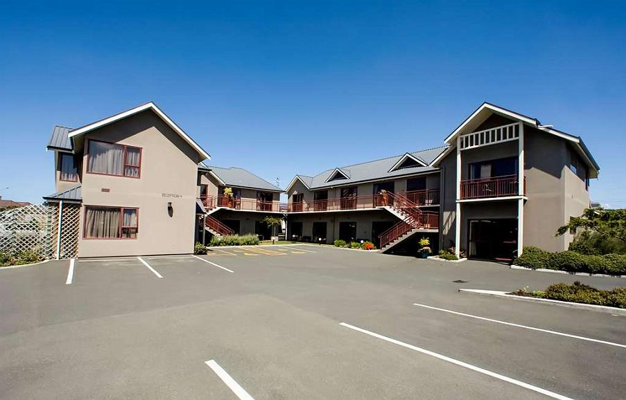 Best Western Dunedin - Vista exterior