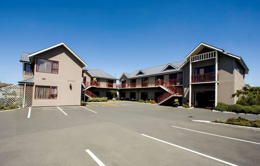Best Western Dunedin - Façade