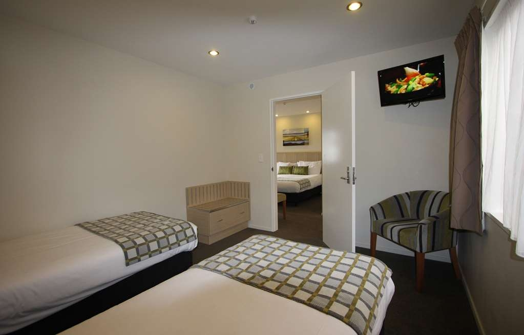 Best Western Dunedin - Deluxe One Bedroom twin