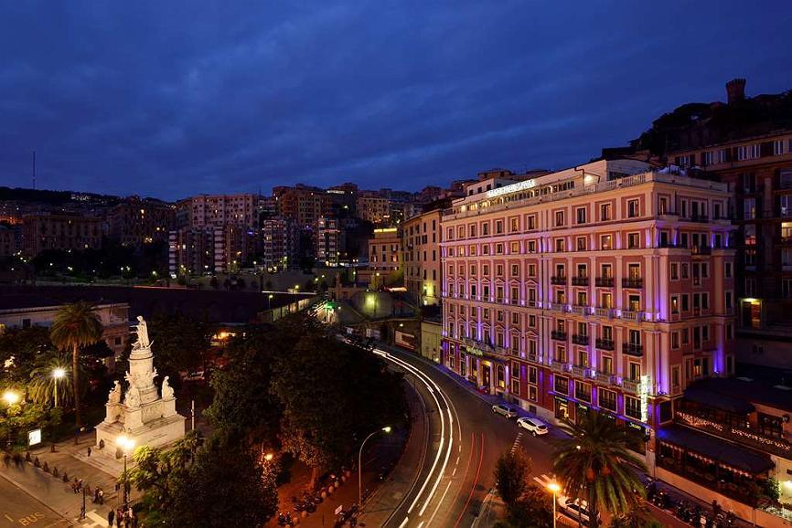 Grand Hotel Savoia - Vue extérieure