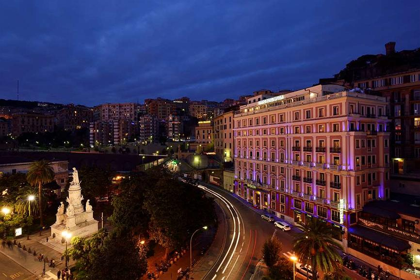 Grand Hotel Savoia - Vista exterior