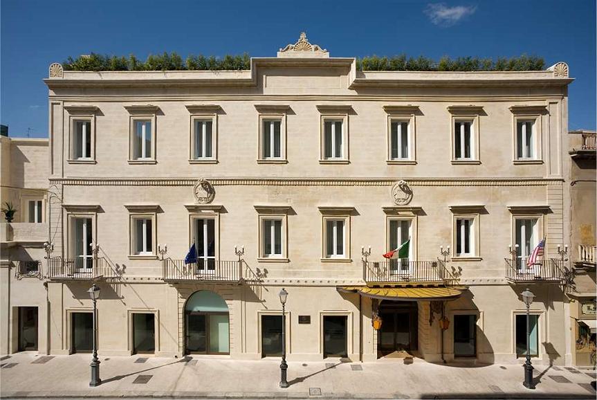 Risorgimento Resort - External View of the Risorgimento Resort