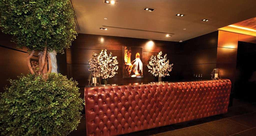 The Sanctuary Hotel - Vue du lobby