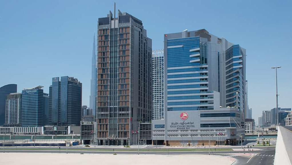 Gulf Court Hotel Business Bay - Aussenansicht