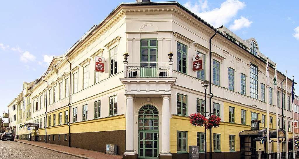 Best Western Plus Vasterviks Stadshotell - Façade