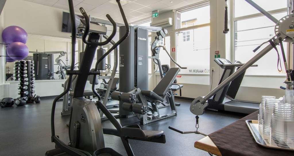 Best Western Plus Vasterviks Stadshotell - Fitness Facility, Best Western Plus Västerviks Stadshotell