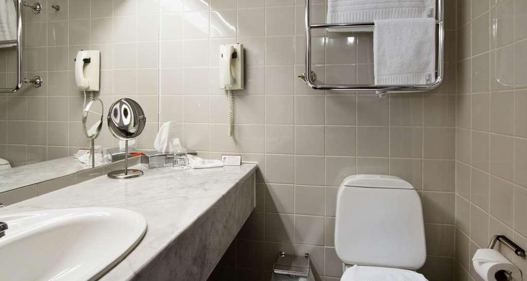 Best Western Plus Vasterviks Stadshotell - Single Room Bathroom, Best Western Plus Västerviks Stadshotell