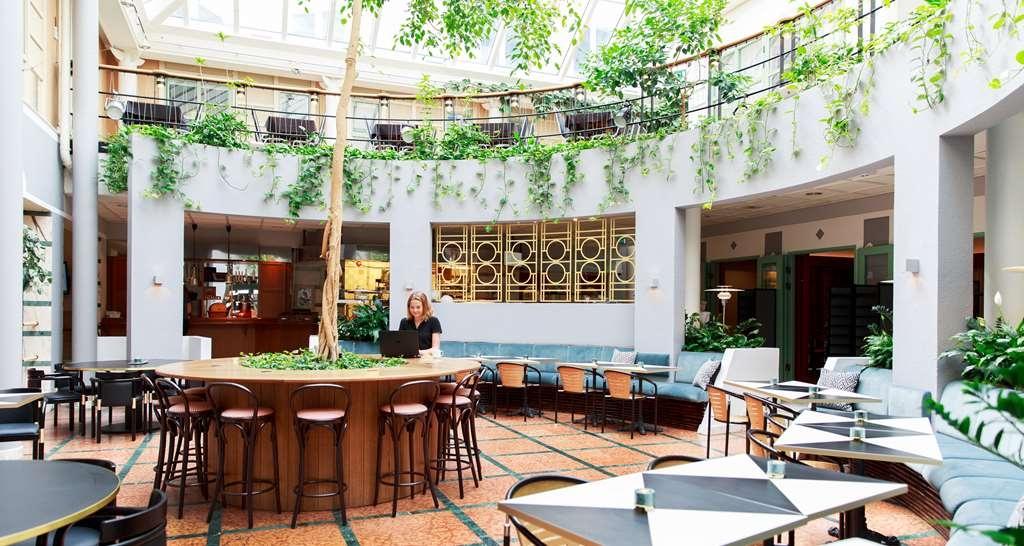 Best Western Plus Vasterviks Stadshotell - Breakfast area/Lounge, Best Western Plus Västerviks Stadshotell