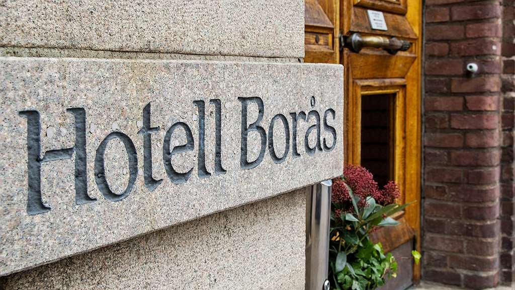 Best Western Plus Hotell Boras - Area esterna